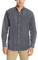 Arrow Men's Long Sleeve Plaid Hamilton Shirt