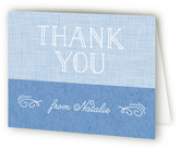 Minted By The Book Baby Shower Thank You Cards