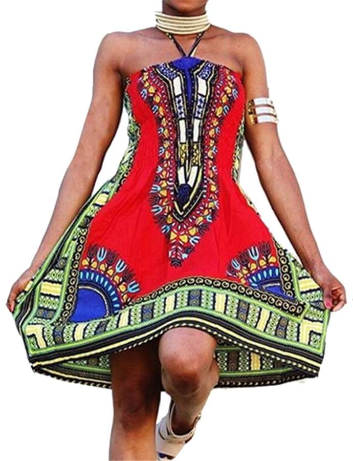1d92edf6d91 African Print Dresses - ShopStyle Canada