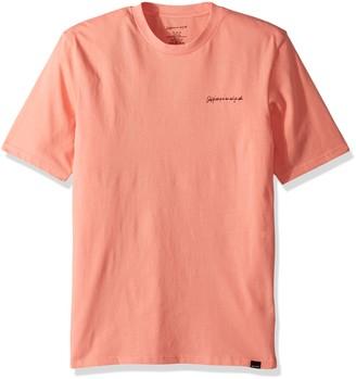 Quiksilver Young Mens Paradise Awaits Ss Tee T-Shirt