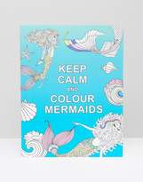 Books Keep Calm and Color Mermaids