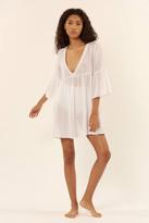 Mara Hoffman Bell Sleeve Mini Dress