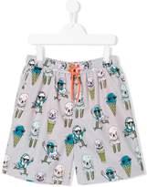 Stella McCartney Taylor colour changing swim shorts
