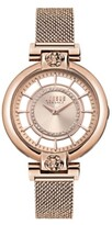 Thumbnail for your product : Versus By Versace Versus Women's Silver Lake Rose Gold-Tone Stainless Steel Mesh Watch 36mm