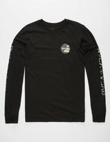 RVCA Camo Motors Mens T-Shirt
