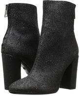 Just Cavalli High Heel Glitter Bootie Women's Zip Boots