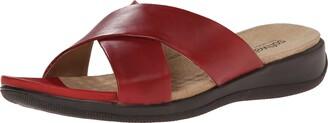 SoftWalk Women's Tillman Wedge Sandal