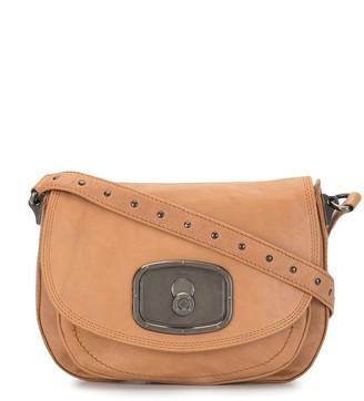 Céline Pre Owned Clasp Fastening Shoulder Bag