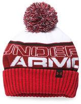Under Armour Boys 8-20 Pom-Pom Beanie