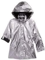 Joujou Jou Jou Metallic Rain Jacket