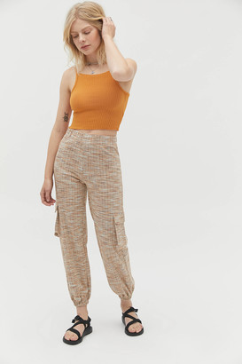 Urban Outfitters Janey Cargo Jogger Pant