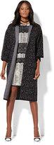New York & Co. Kimono Coatigan - Black