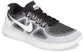 Nike Women's Free Run 2017 Le Running Shoe