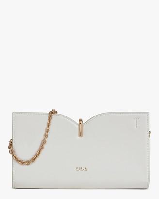 Furla Ribbon Chain-Strap Wallet