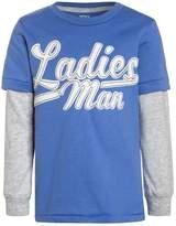 Carter's Ladies Man Slogan Long Sleeved Top Blue