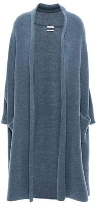 Co Boucle-knit Wool-blend Cardigan