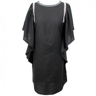 Ulla Johnson \N Black Silk Dresses