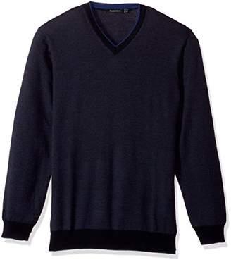Bugatchi Men's Extra Fine Merino Wool Sweater