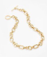 Brooks Brothers Gold-Plated Chain Necklace