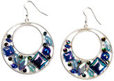 Arizona Blue Drop Earrings