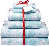 Cath Kidston Mono Rose 6-Piece Towel Bale