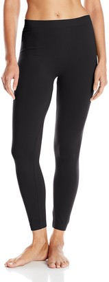 Carnival Women's Full Length Seamless Microfiber Leggings
