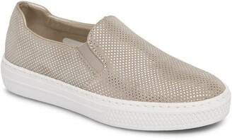 Rieker Antistress Enya 66 Perforated Slip-On Sneaker
