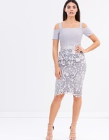Breathless Love Midi Dress
