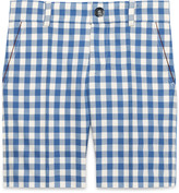 Gucci Children's check wool short