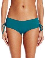 O'Neill Women's Hybrid Vista Booty Short Bikini Bottom
