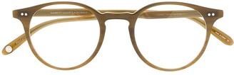 Garrett Leight Round Frame Glasses