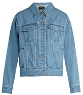 Muveil Oversized denim jacket