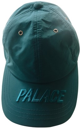 Palace Turquoise Synthetic Hats & pull on hats