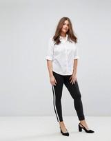 Junarose Contrast Stripe Legging