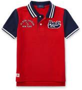 Polo Ralph Lauren Cotton Mesh Polo Shirt(2-7 Years)