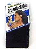 Dream Jumbo Spandex Dreadlock Cap 2 pack