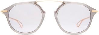 Dita Eyewear Round Frame Sunglasses