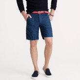 J.Crew Military utility short in garment-dyed oxford