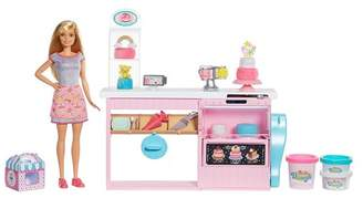 Mattel Barbie Cake Decorating Playset