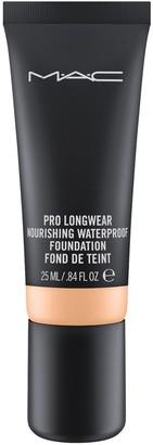 M·A·C MAC Pro Longwear Nourishing Waterproof Foundation 25ml - Colour Nw18