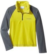 Columbia Kids - Glacialtm Half Zip Boy's Sweatshirt