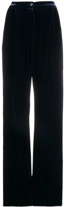 In The Mood For Love Adkins velvet trousers