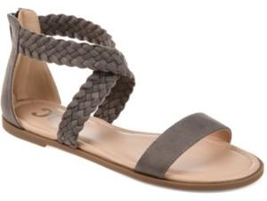 Journee Collection Women's Comfort Lucinda Sandals Women's Shoes