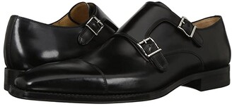 Magnanni Cotillas II (Black) Men's Shoes