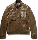 Belstaff - Racemaster Leather Jacket