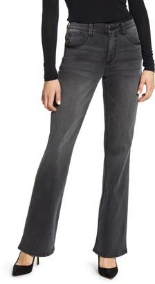 Wit & Wisdom Ab-Solution Itty Bitty High Waist Bootcut Jeans