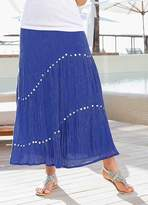Together Sequin Maxi Skirt