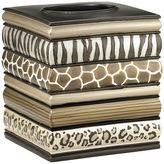 Asstd National Brand Safari Stripes Tissue Cover