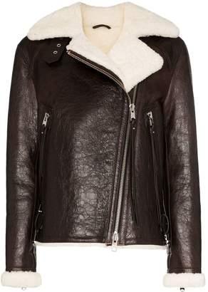 SHOREDITCH SKI CLUB Grace aviator jacket