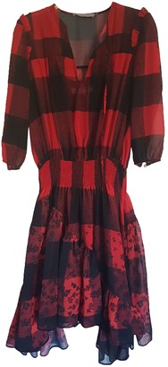 Preen Red Polyester Dresses